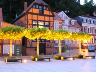 Lauenburg - Abend